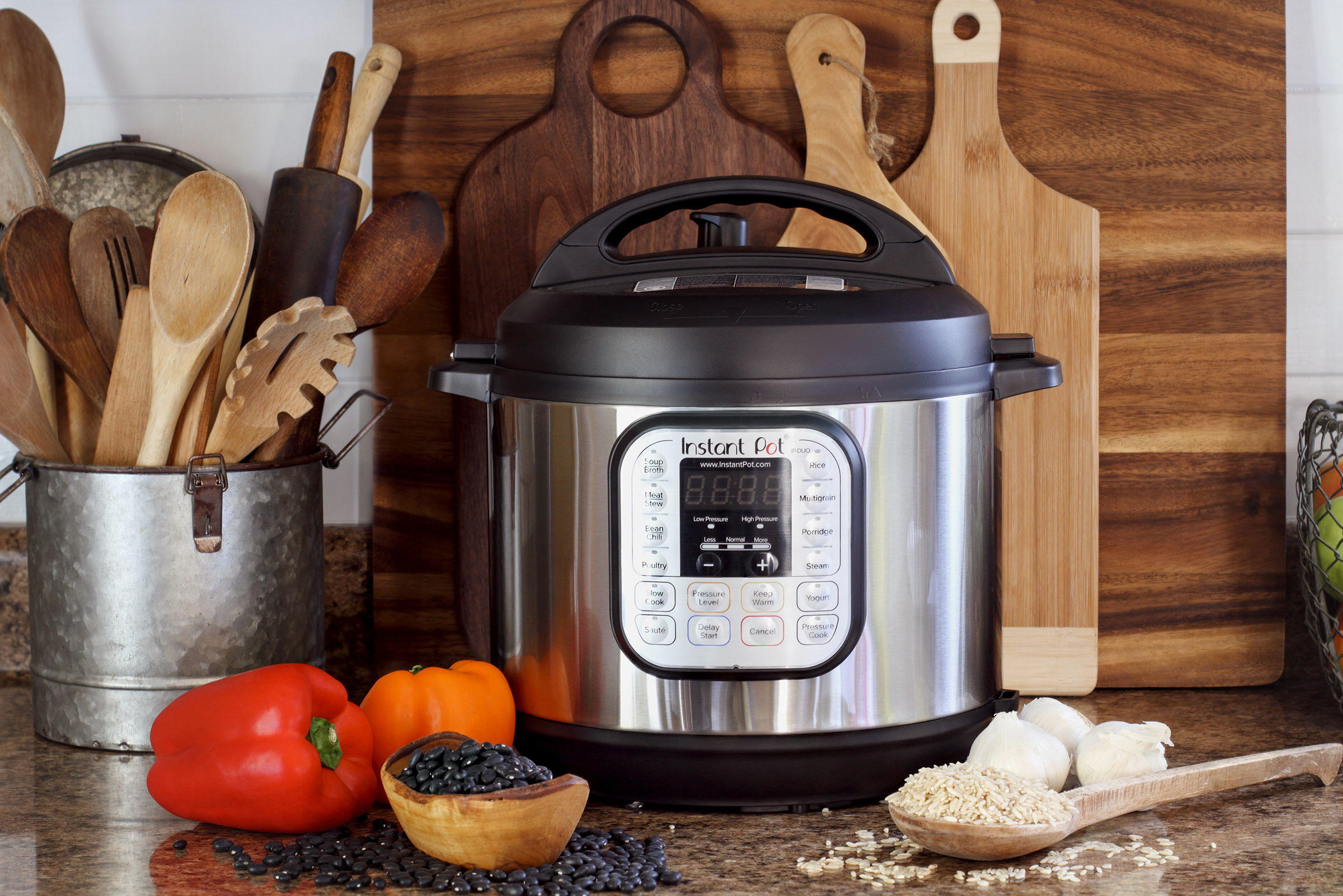 Master the Instant Pot for Easier Weeknights with Ivy Manning