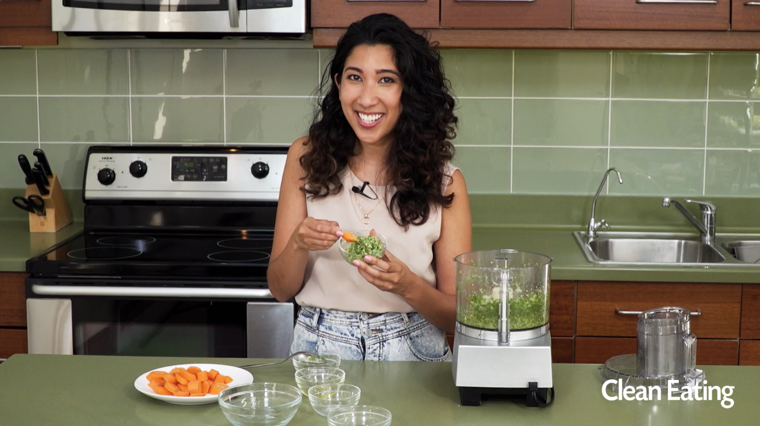 Root to Stem Cooking: Easy Carrot-Top Pesto